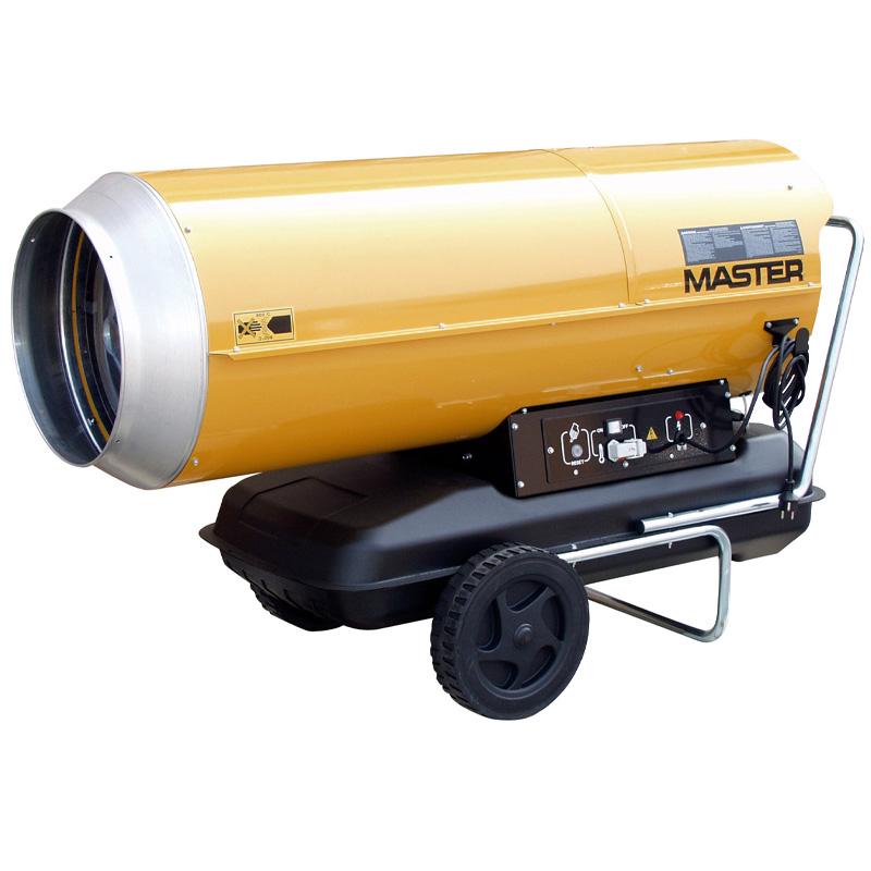Incalzitor cu motorina cu ardere directa tip B 230