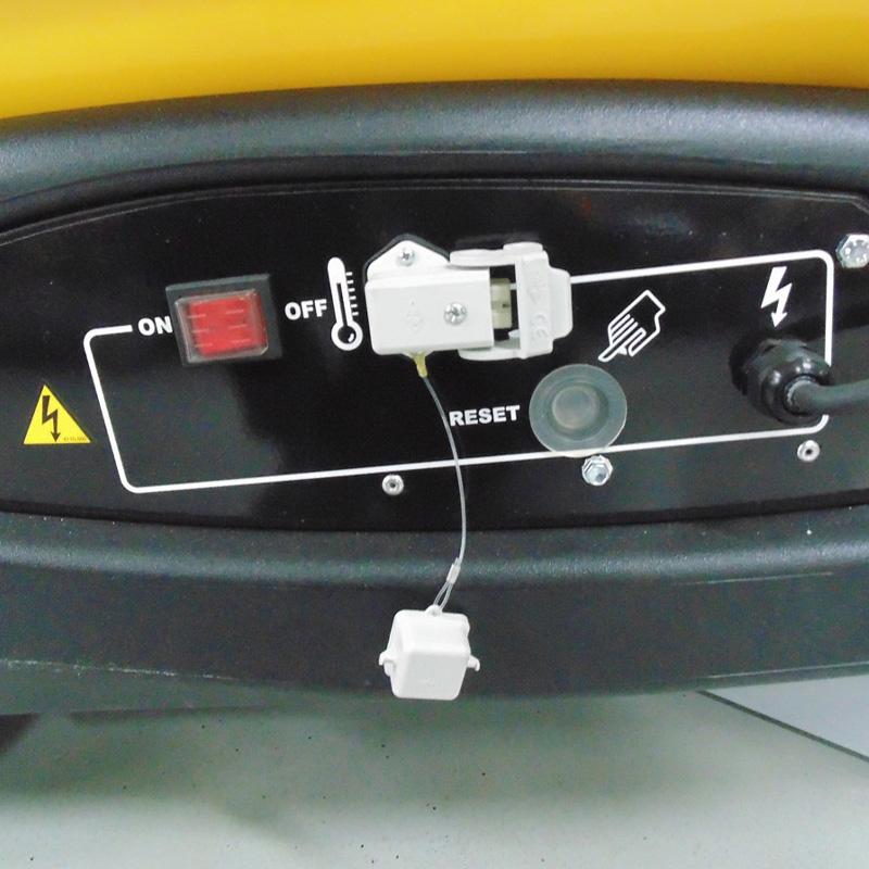 Incalzitor cu motorina cu ardere indirecta tip BV 77 E