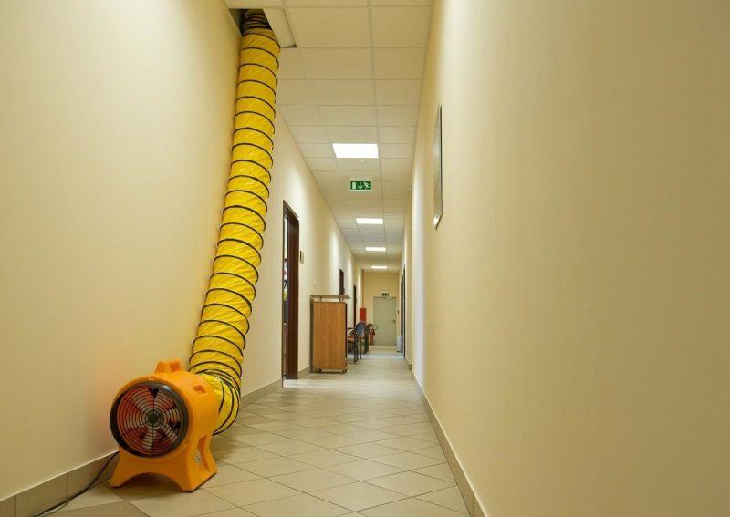 Ventilator industrial tip BL6800