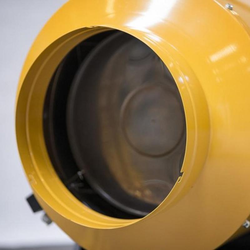 Incalzitor cu motorina cu ardere indirecta tip BV 500-13 C