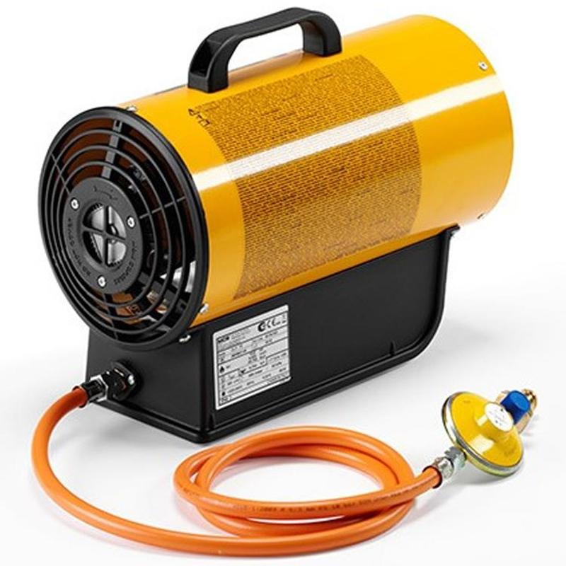 Incalzitor cu gaz tip BLP 27