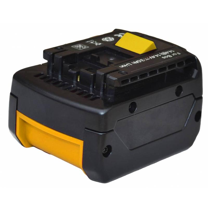 Incalzitor cu gaz tip BLP 17M DC cu acumulator