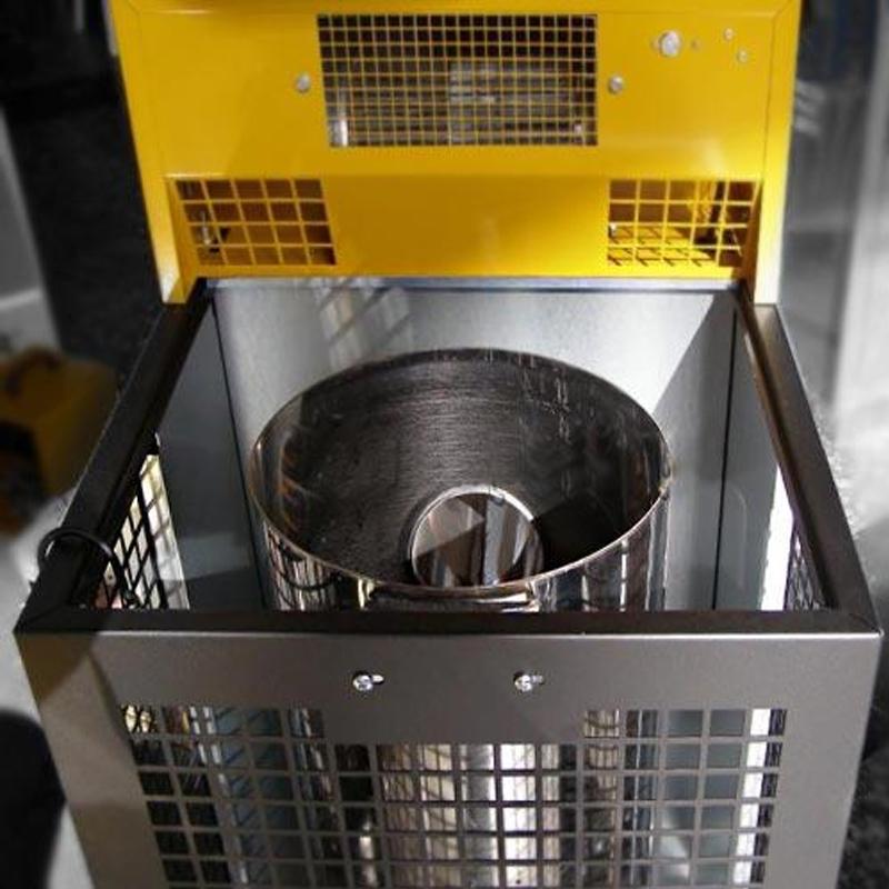 Incalzitor cu ulei ars tip WA 33