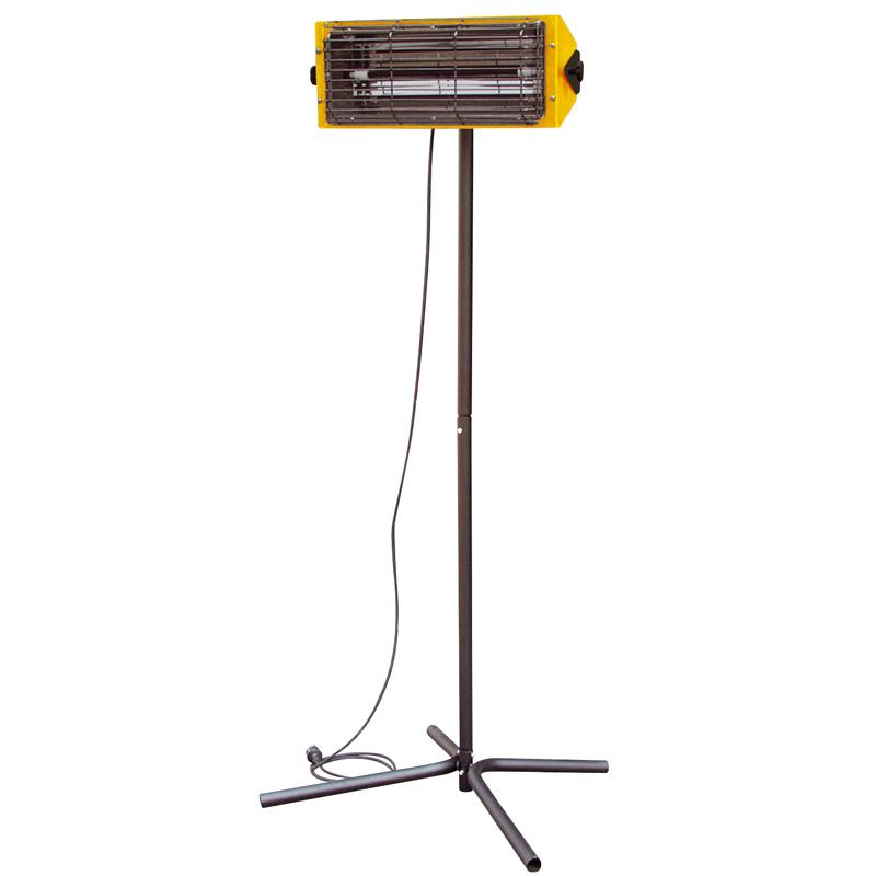 Incalzitor electric cu infrarosii tip HALL 1500