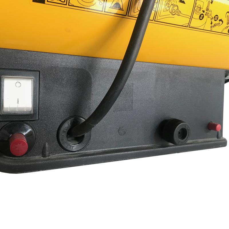 Incalzitor cu gaz tip BLP 17 M