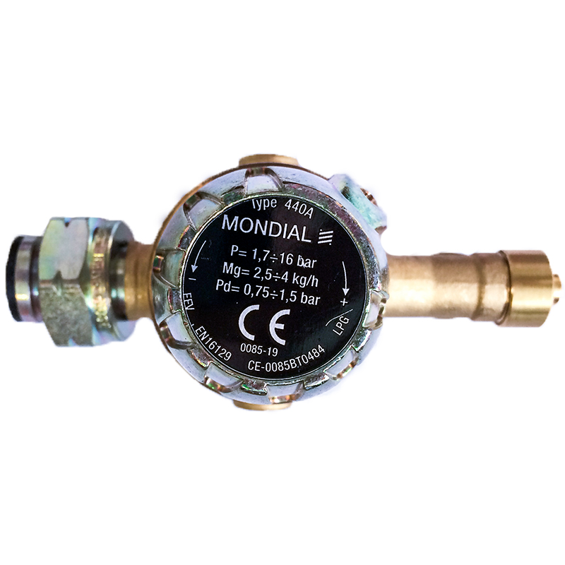 Regulator de gaz tip 4150.052
