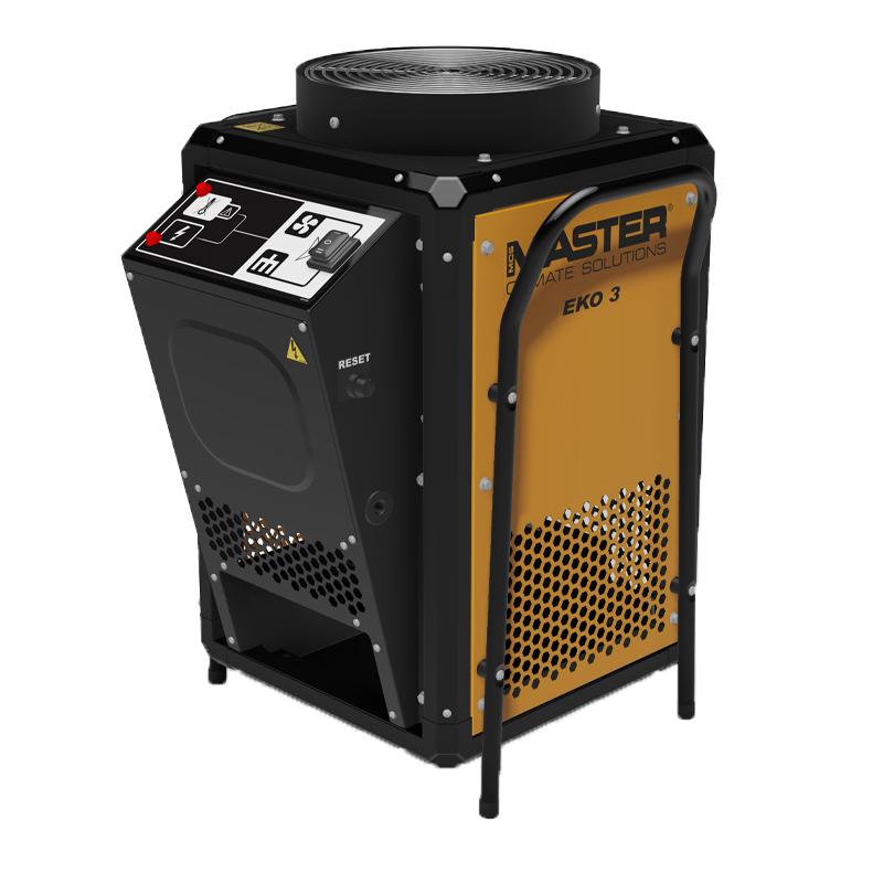Incalzitor electric EKO 3, pentru dezinsectie si combaterea daunatorilor, fara substante chimice