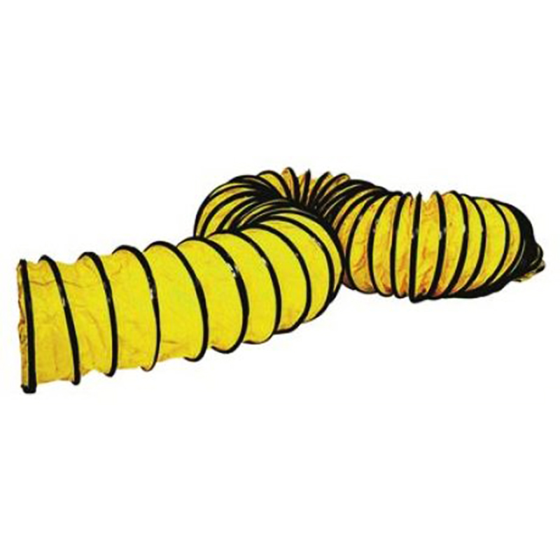 Tubulatura flexibila incalzitor, PVC, diametru 61 cm, L=7,6m