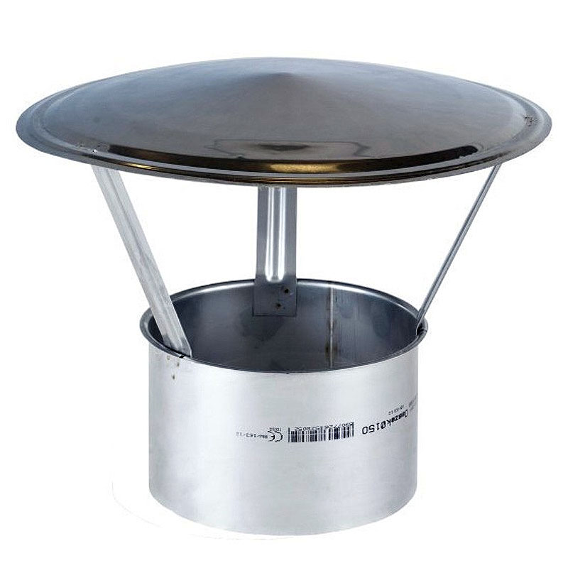 Horn arzator INOX  Ø150 mm