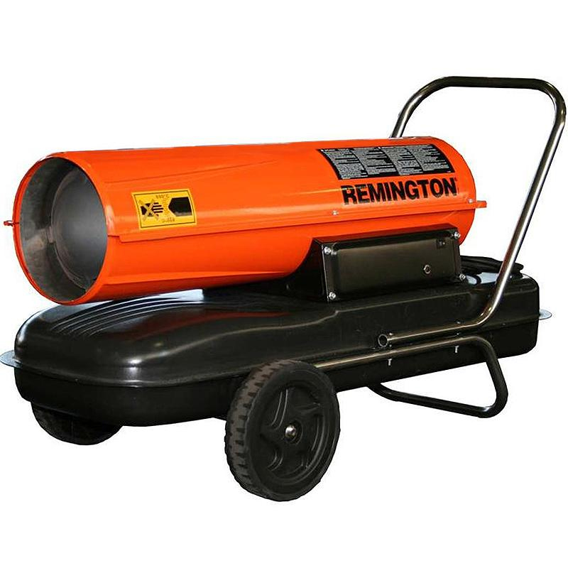 Incalzitor cu motorina cu ardere directa tip REM 22 CEL