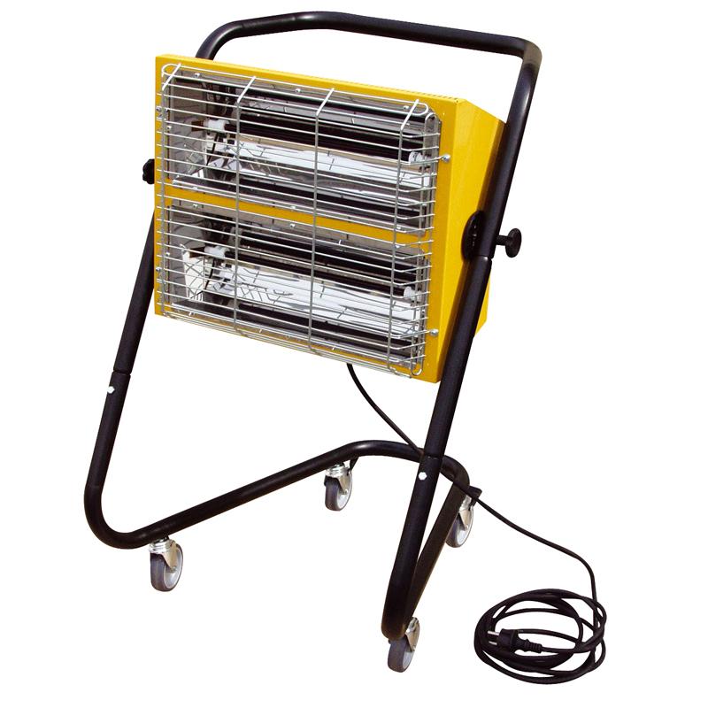 Incalzitor electric cu infrarosii tip HALL 3000