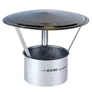 Horn arzator INOX Ø120 mm