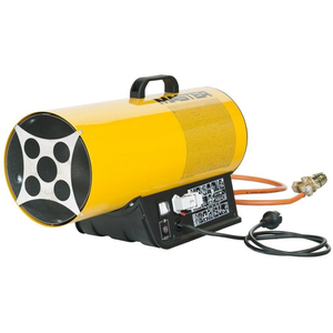 Incalzitor cu gaz tip BLP 53 ET