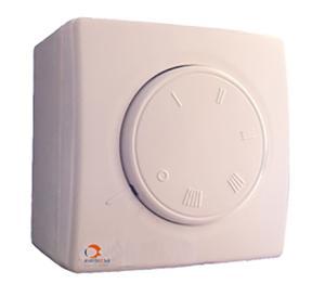 Regulator de viteza pentru 10 ventilatoare/destratificatoare MASTER RVS 10A